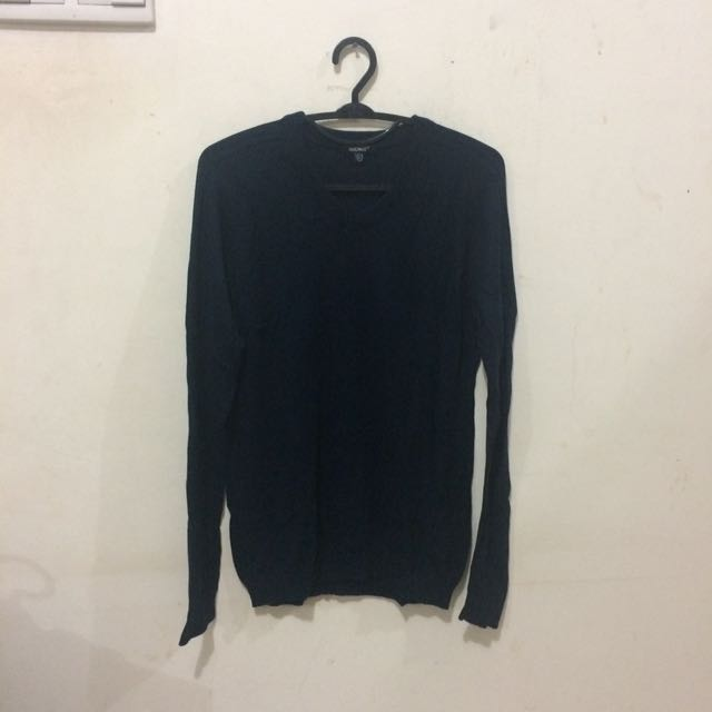 Hardware Navy Sweater