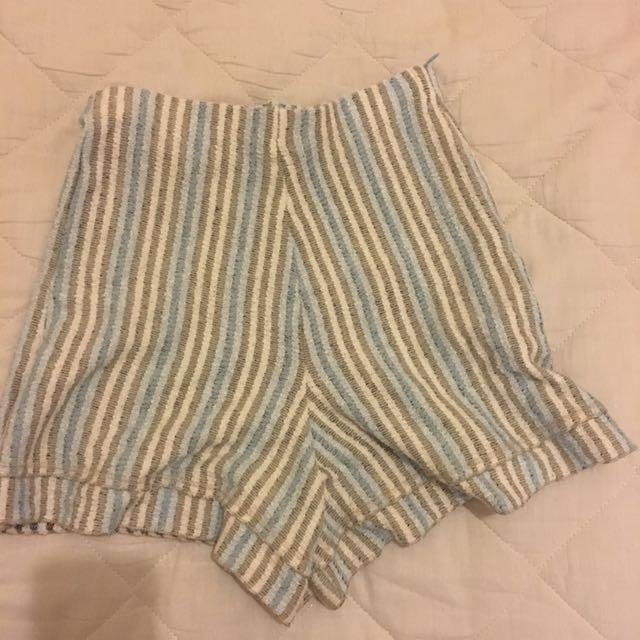 High Waisted Zara Shorts