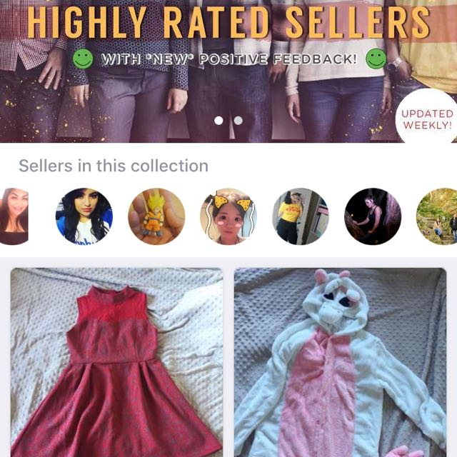 Highly Rate Seller💕