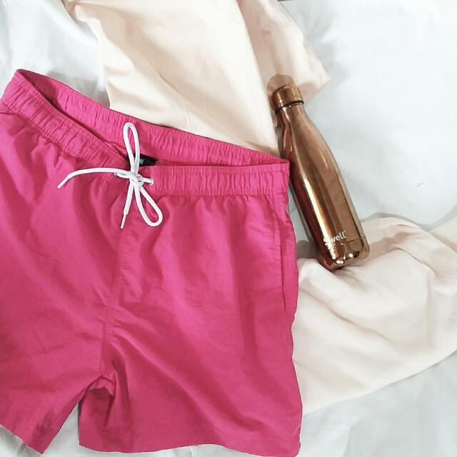 H&M Pink Summer Shorts