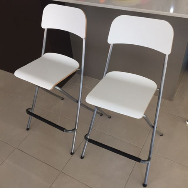Ikea Bar Stool x 2