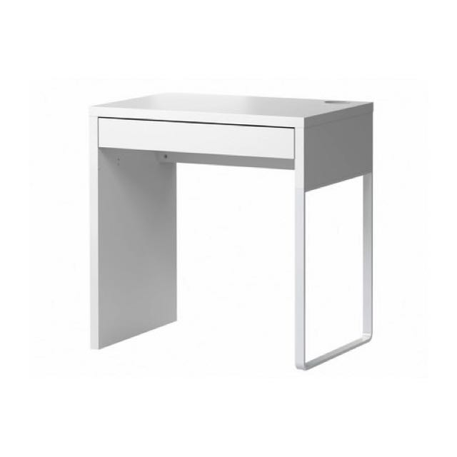 IKEA MICKE Desk White