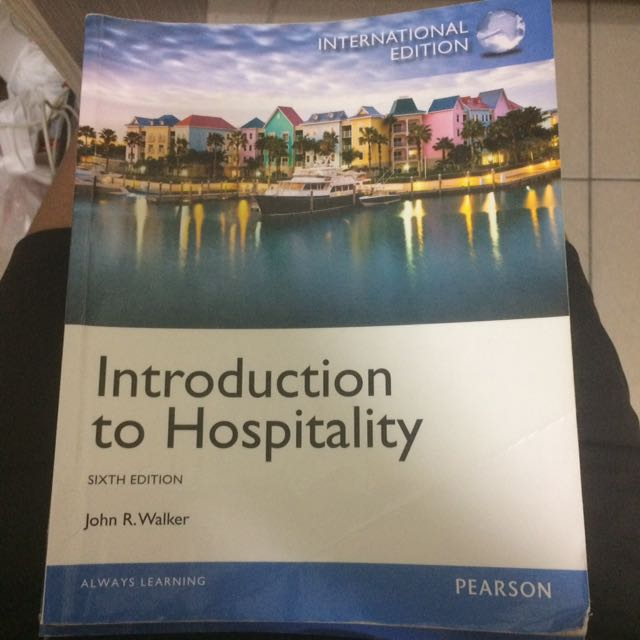 Introduction To Hospitality 旅館管理