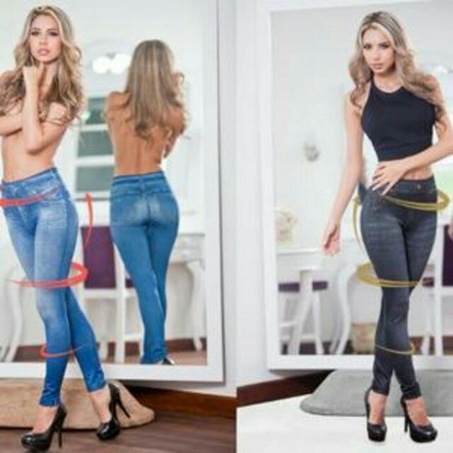 Jeans Legging Slim Jegging