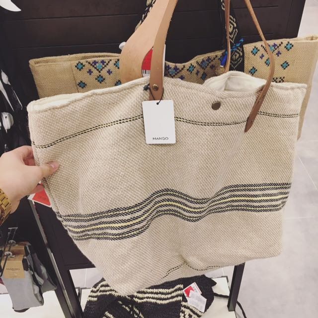 Jermy Tote Bag By Mango