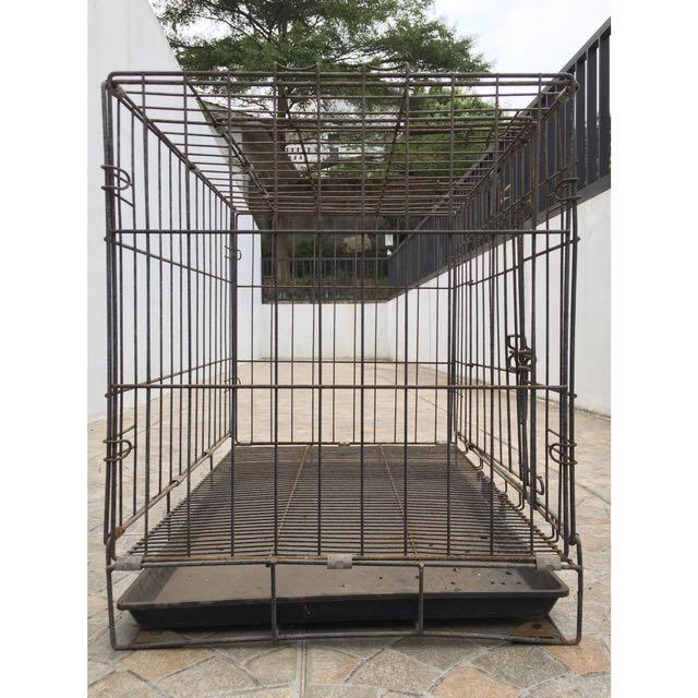 Kandang Kucing (Cat Cage)