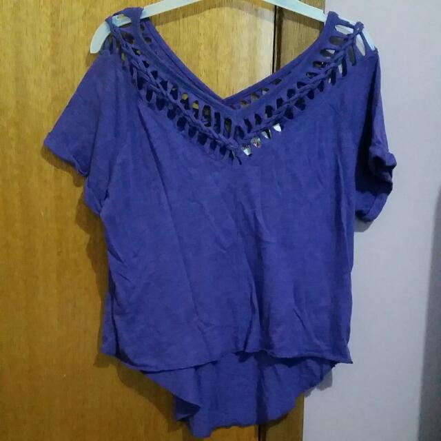 Kenji Purple Top