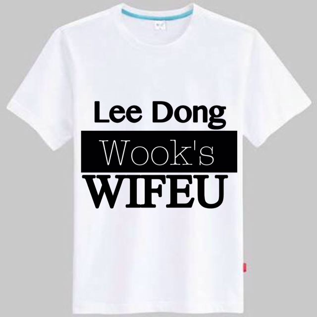 Lee Dong Wook's Wifeu