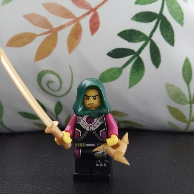 Lego Minifigure MOC Ninja