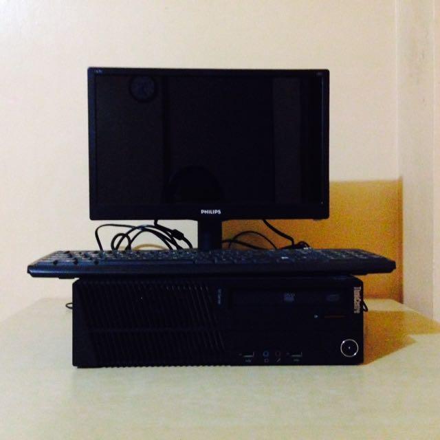 Lenovo i3 Computer Set