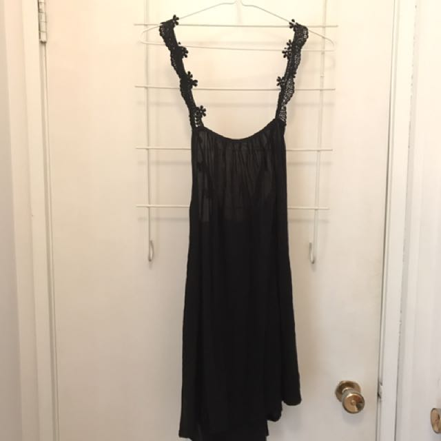 Low Back Summer Dress