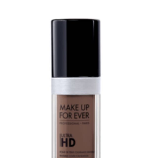 Make Up Forever Ultra HD fondation shade Dark Brown (for contouring)