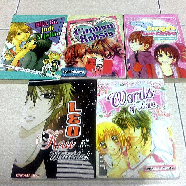 Manga/Comics