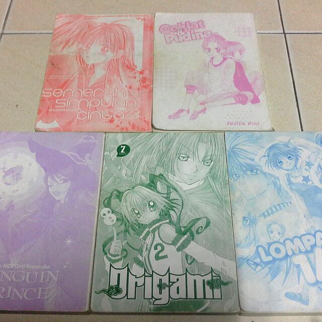 Gempak Starz Manga/Comics