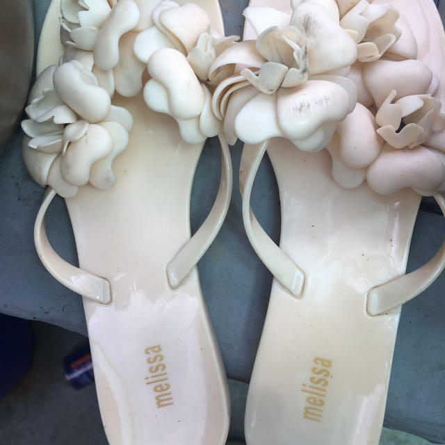 免費送😄Melissa拖鞋