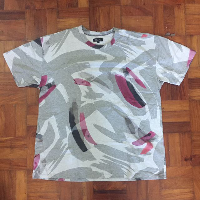 Memo Frenchterry Boxy Fit Tshirt