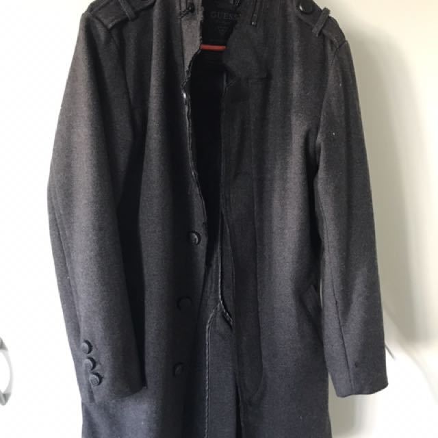 Men's Vintage Guess Winter Coat
