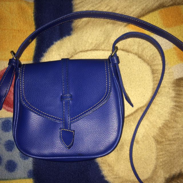 Mini Bag - BLUE