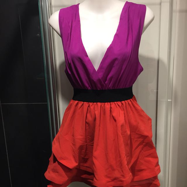 Mini tutu Dress Sz.8