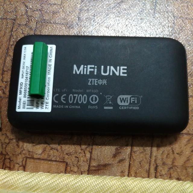 Mobile Router ZTE MF93D 4G Mifi