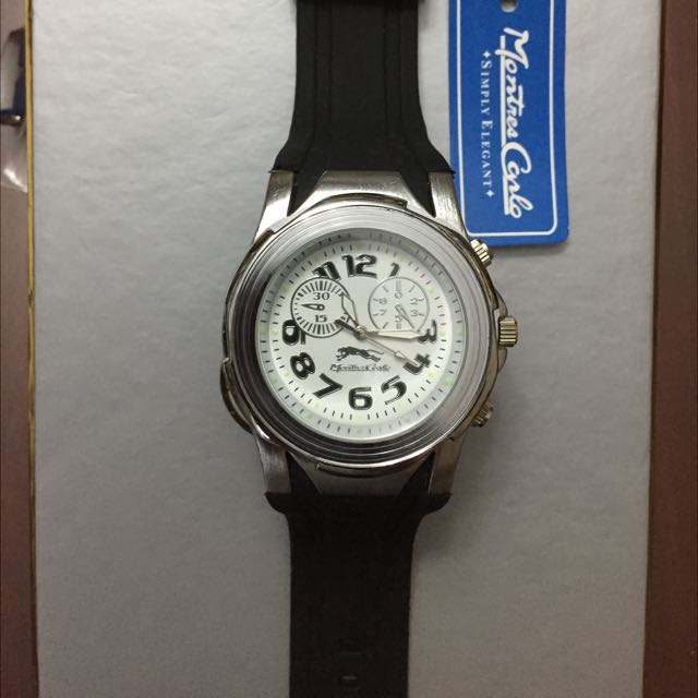 Montres Carlo Sports Watch