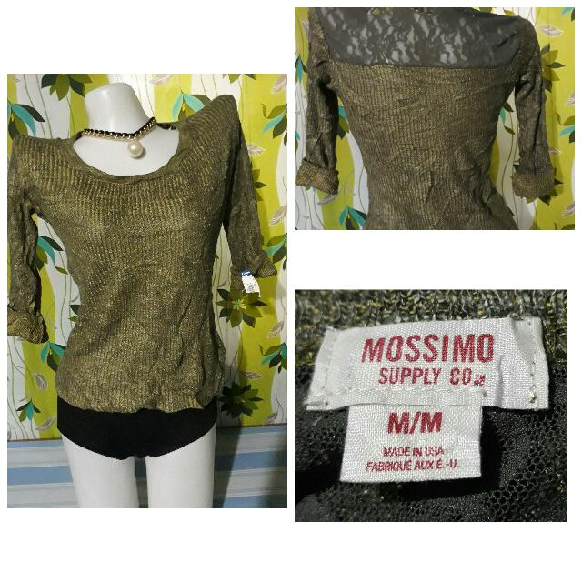 MOSSIMO light Knit