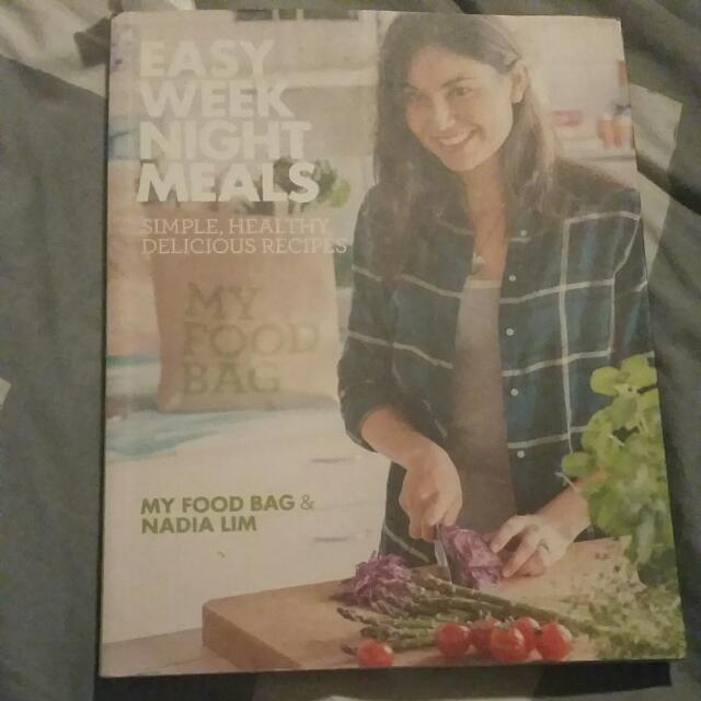 Nadia Lim My Food Bag Easy Week Night Meals