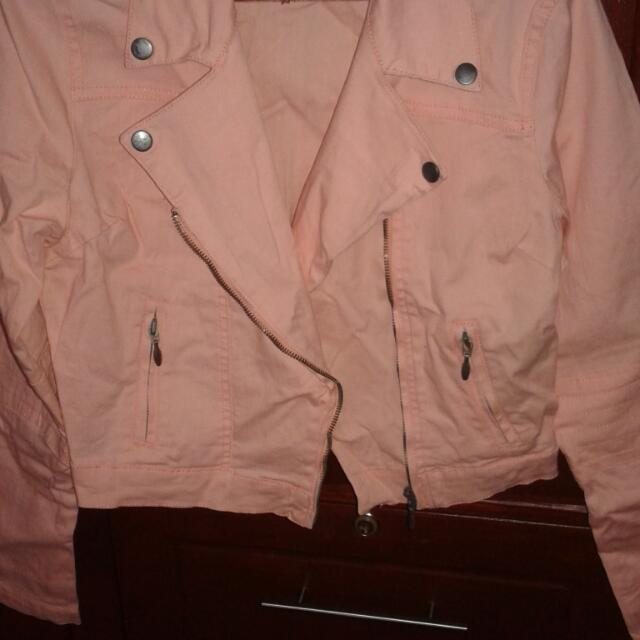 New Look Pink Jacket