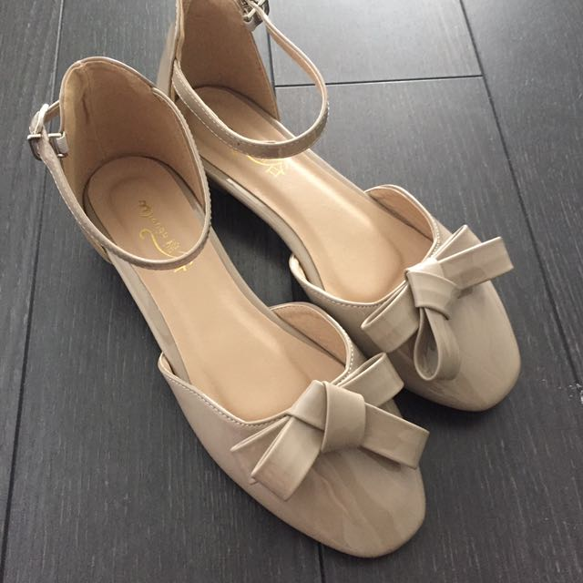 New Nude Colour Shoes