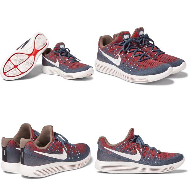 cfe53b88ff30 Nike X Undercover NikeLab Gyakusou LunarEpic Low Flyknit 2 Sneakers ...