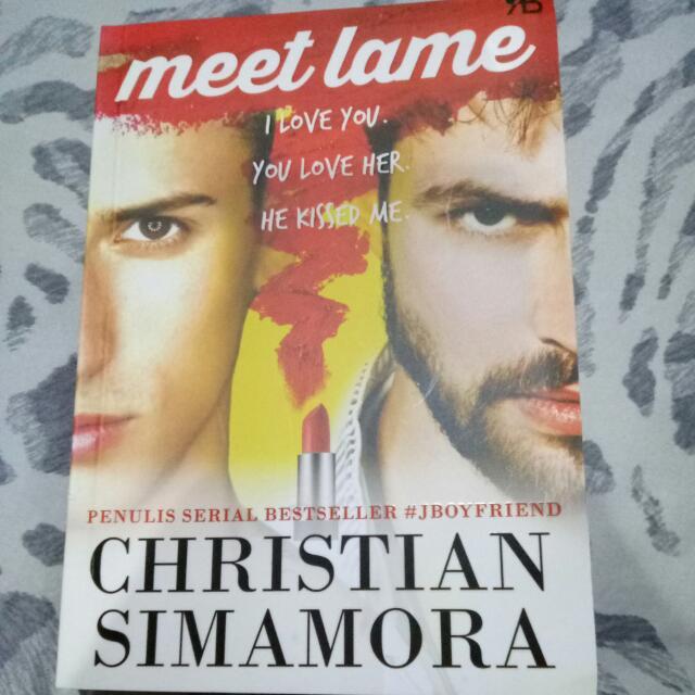 Novel : Meet Lame by Christian Simamora