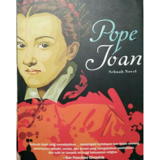 Novel Murah Pope Joan