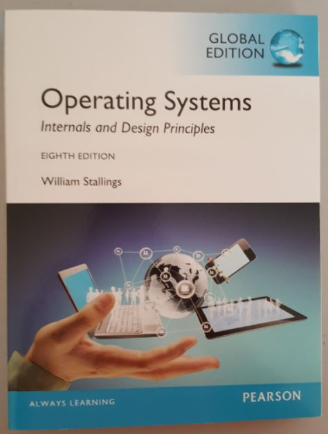 Operating Systems Internal Design Principles Eighth Edition Books Stationery Textbooks On Carousell