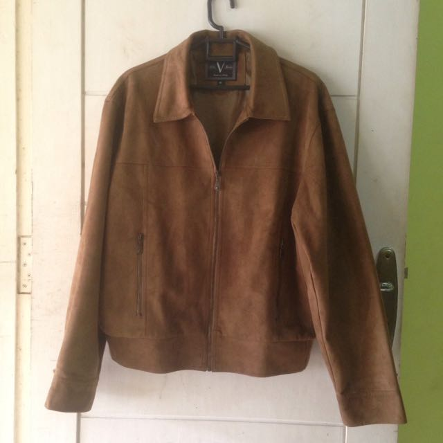 Original Alta Moda Leather Jacket