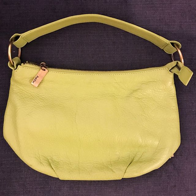 Pabder Small Leather Bag