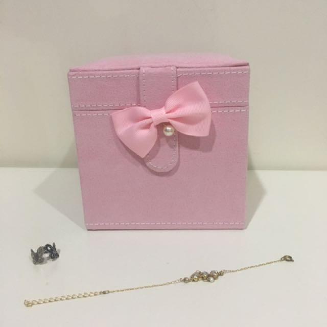 Peach John珠寶盒