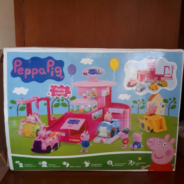 Pepa Pig Parking