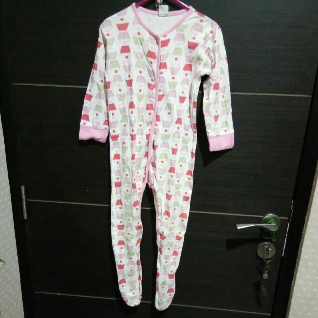 Piyama Mothercare Size 18-24