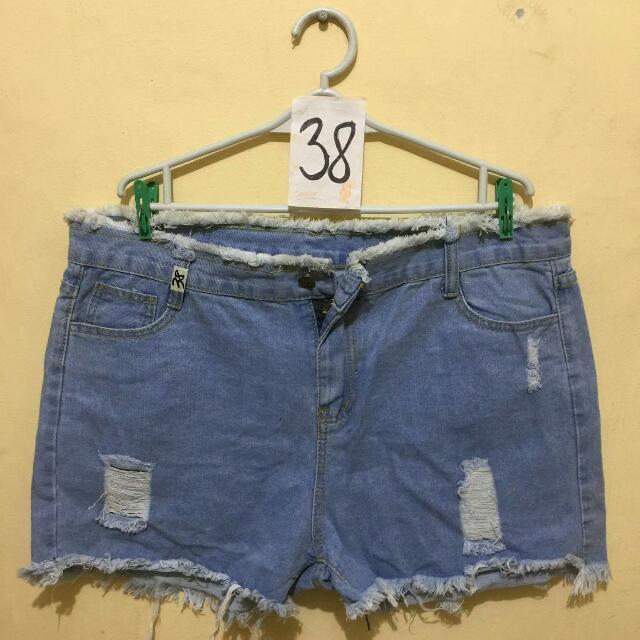 """Plussize Shorts 38"""""""