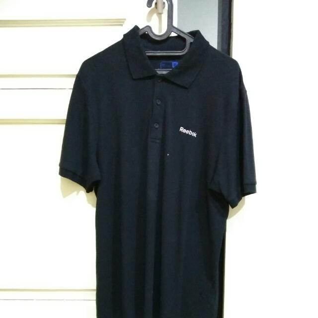 Polo Reebok Ori Dark Blue