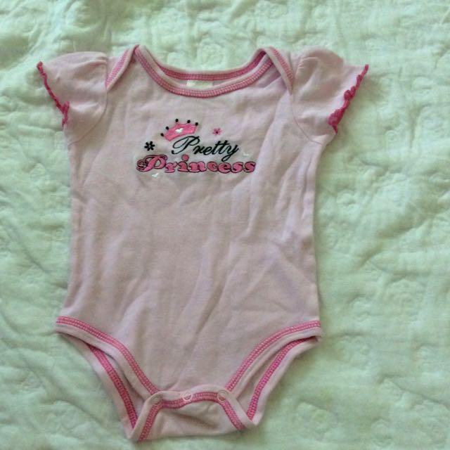 Pretty Princess Onesies