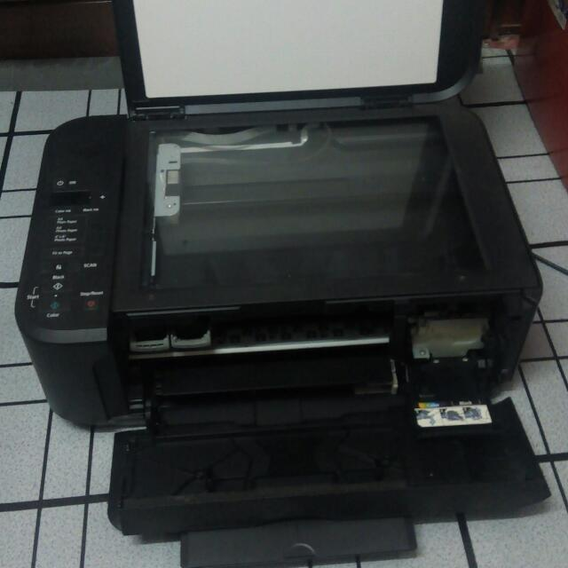 printer pixma secondhand