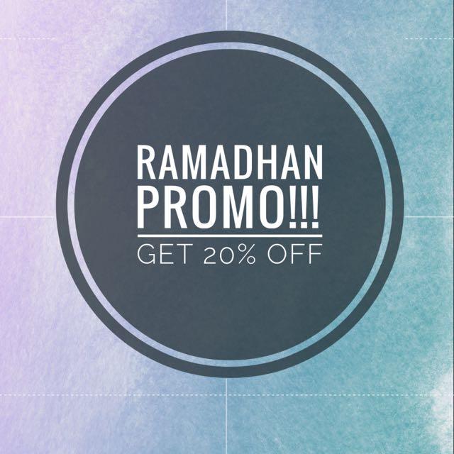 PROMO RAMADHAN!!!