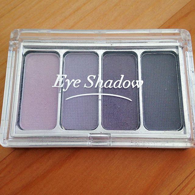 Purple Eyeshadow Pocket Palette