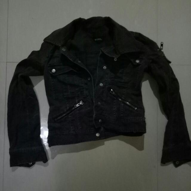 Ragged Jacket