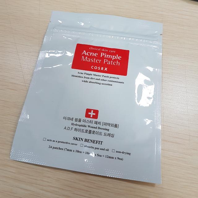 [SOLD] COSRX ACNE PIMPLE MASTER PATCH ORIGINAL KOREA