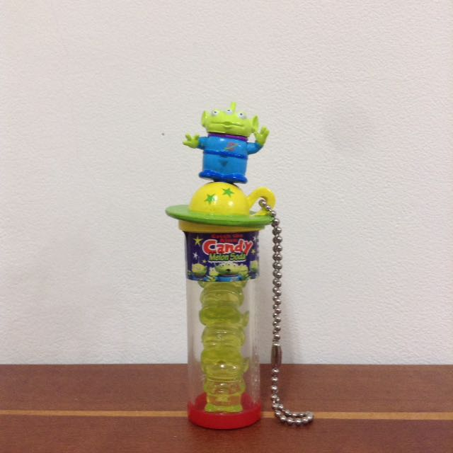Re-ment 三眼怪 糖果罐 披薩星球 食玩 盒玩 轉蛋 扭蛋 玩具總動員 軟糖 果凍 rement toy story