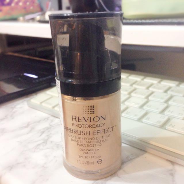 Revlon粉底液
