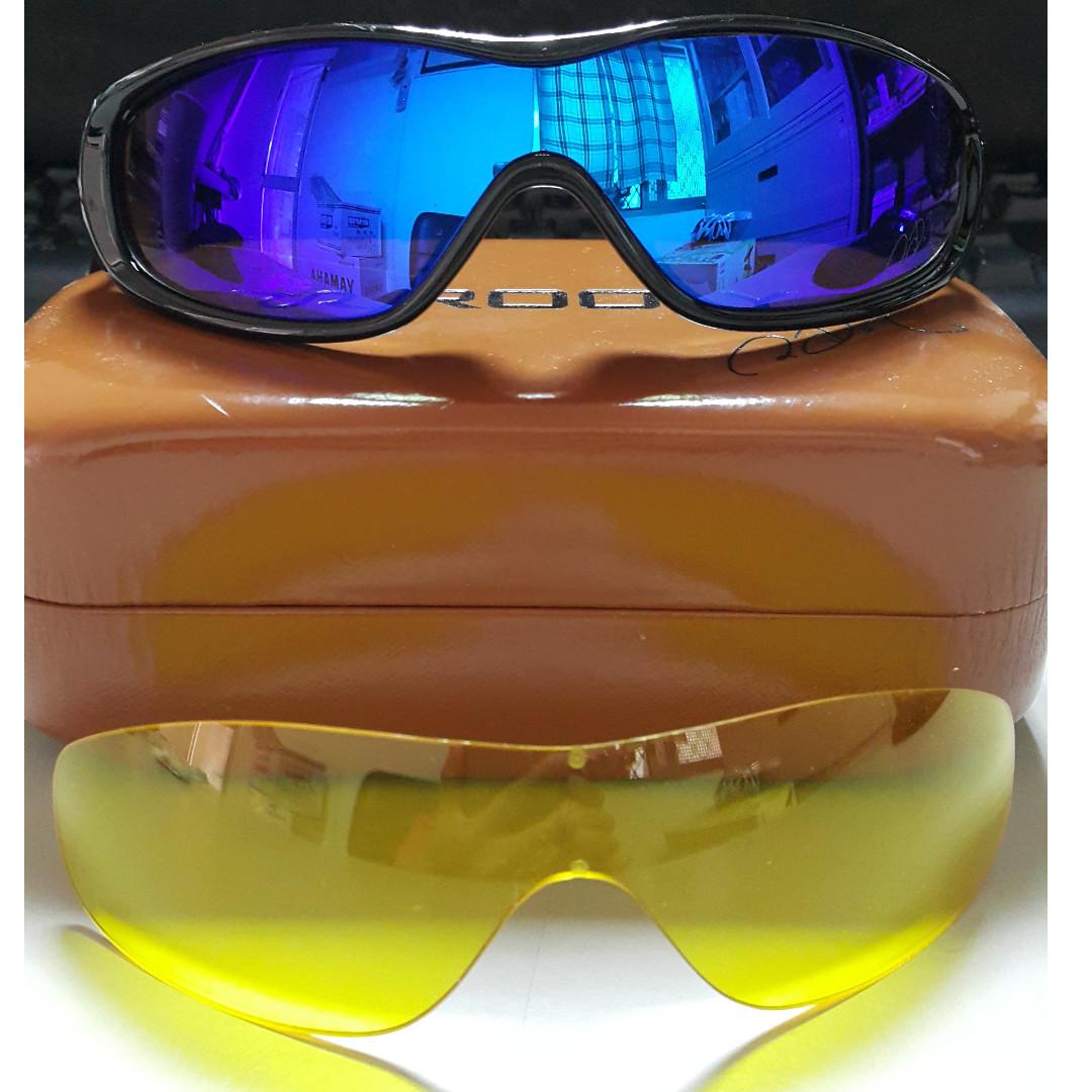 ROOLY 王建民簽名限量款  太陽眼鏡