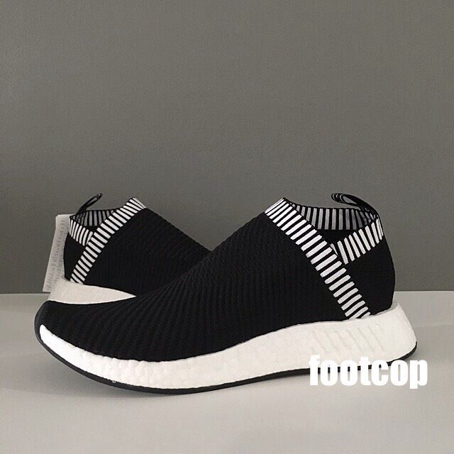 [SALE] Adidas NMD CS2 Black